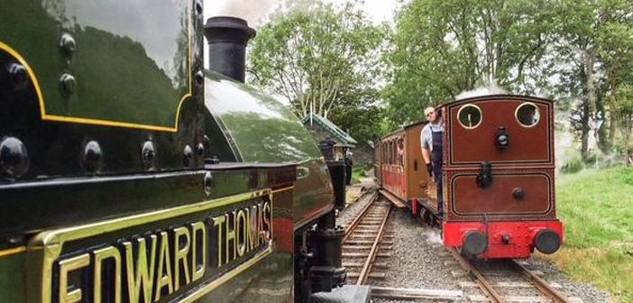 Tal y Llyn railway & Thomas the Tank Engine